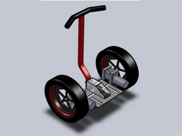 segway projects Project done by azfer as a fyp @ singapore polytechnic.